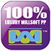 100% Luxury Millsoft PP